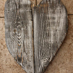 lydia bizarre wood heart